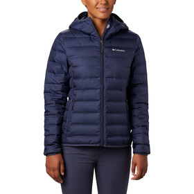 Columbia Lake 22 Down Hooded Jacket Women, nocturnal